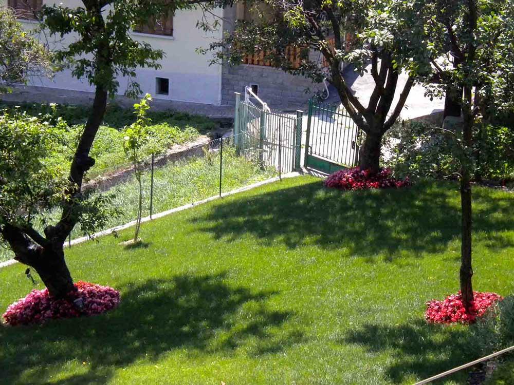 aosta arte verde vivaio manutenzione spazi verdi