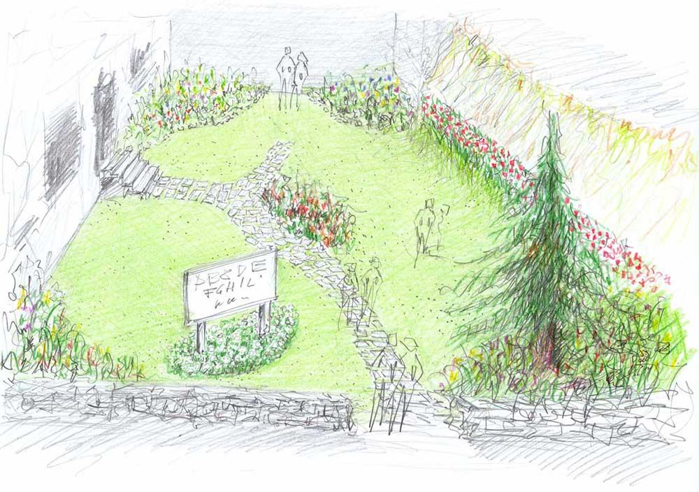 arte verde valle aosta progettazione