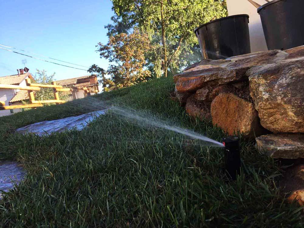 impianto irrigazione aosta torino arte verde