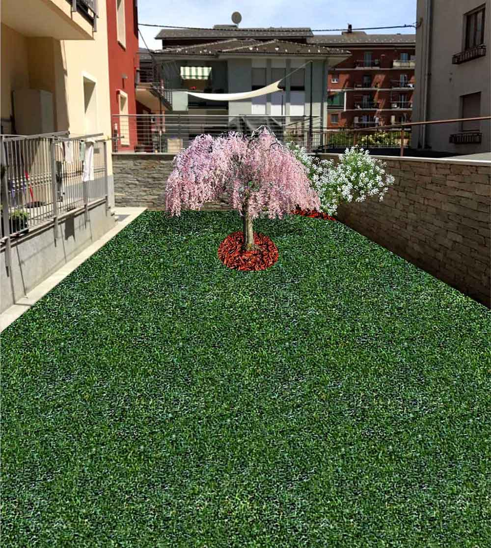 progettazione arte verde vivaio valle aosta