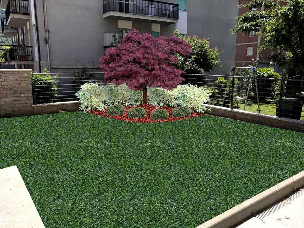 progettazione verde aosta torino