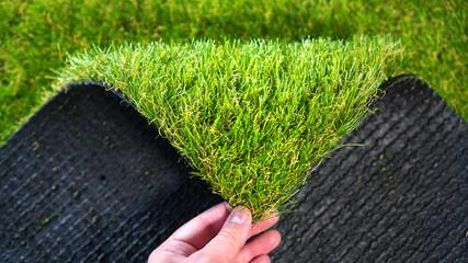 verde sintetico aosta